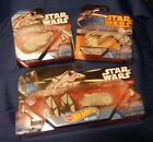 Hot Wheels Star Wars Red 3 x-wing  Millennium Falcon Tie Fighter Your choice $5.0 USD