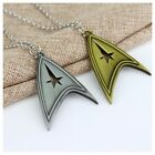 Star Trek Necklace, 2 Colors To Choose From on eBay