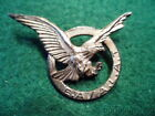 VINTAGE FRENCH ARMY HELOCOPTER PILOT INSIGNIA E.A/A.L.A.T.