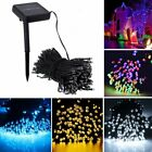 Home Garden - 100/200 LED Solar String Fairy Lights Waterproof Outdoor Party Decoration NEW
