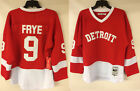 Cameron Frye Ferris Bueller's Day Off Detroit Red Wings Movie Hockey Jersey $79.99 USD on eBay