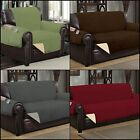 furniture protectors for sofas - Waterproof Loveseat Cover for Dogs Deluxe Reversible Sofa Quilted Pet Protector
