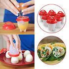 Hard-Boiled Egg Without The Shell Kitchen Never Peel Maker Cups Egglettes Cooker