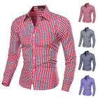 New Basic Long Sleeve Size Summer Spring Breathable Tee Tops Mens Casual Shirts