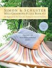 SIMON & SCHUSTER MEGA CROSSWORD PUZZLE BOOK 11 - JOHN M. SAMSON (PAPERBACK) NEW