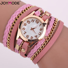 Womens Leather Ring Watches Colorful  Watch Fashion Watchs Birthday Girfts New