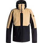 Quiksilver Tr Ambition Mens Jacket Snowboard - Black All Sizes