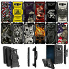 Внешний вид - For [Galaxy Grand Prime ] Hybrid Shock Heavy Duty Holster Case Clip Cool Design