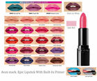 Avon mark. Epic Lipstick With Built-In Primer // Various Shades