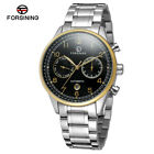 Forsining Mens Watches Luxury Automatic Mechanical Sport Watches