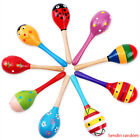 Colorful Baby Kids Sound Music Toddler Rattle Musical Wooden Intelligent Toys