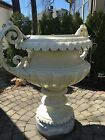 Garden Cast Iron  Planter Urn Urns  Garden Antique Vintage 4 feet tall  unique G