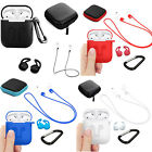Anti-Lost Silicone Case Cover Strap Holder for Apple Air Pod Accessories Airpods