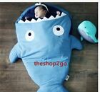 🌸 Shark Baby Sleeping Bed Blanket 🌸