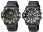 Luminox Men's Master Carbon Seal 3800 Rubber Strap Date Watch - Choice of Color image