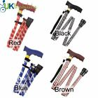 Engraved Pattern Folding Height Adjustable Lightweight Walking Aid Stick Cane