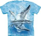 Find 11 Whale Tails Aquatics T Shirt Child Unisex Mountain