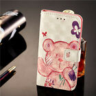 Luxury Magnetic Leather Wallet Flip Case Cover Card Holder Fro iPhone 6S 7 Plus