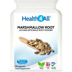 Health4All Marshmallow Root 500mg Capsules | ACID REFLUX, STOMACH ULCERS SUPPORT £7.99 GBP on eBay