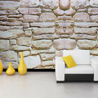 1000CM Vintage 3D Brick Stone Paper Self Adhesive Wallpaper Wall Sticker 5Design