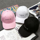 Sale 3Colors Women Student Sun Hat Casual Comfort Youth Embroidery Baseball Cap