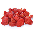 fruit snacks strawberry - Dried Strawberry Fruit Dehydrated Delicious Snacks Natural Fresh and Nutritious