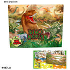 Depesche Malbuch Stickerbuch Dino World Monster Cars Princess Mimi Sweet Home