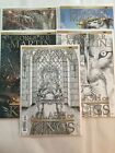 Game of Thrones A Clash of Kings Comic books George R.R. Martin Lot 5 new unrea