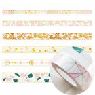 Cute Pink Foil Washi Sticker Decorative Self Adhesive Paper Masking Craft Tape on eBay