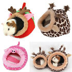 Chinchilla Hedgehog Guinea Pig Bed Accessories Cage Toys House Habitat Cage
