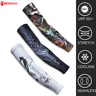 Kyпить Cooling UV Sun Protection Arm Sleeves Golf Sports Outdoor Cycling Biking Cover на еВаy.соm
