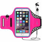 For iPhone X 6/6s/7/8 Plus Armband Arm Band Bag Pouch Sports Running Jogging Gym