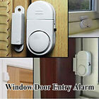 home alarm wireless - Wireless Home Security Door Window Entry Burglar Alarm System Magnetic Sensor