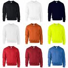 Gildan DryBlend Adult Set-In Crew Neck Sweatshirt (13 Colours) (BC459)