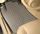 Diamond Plate - Vinyl Floor Mats - Front Only - CUSTOM - Mini/Austin