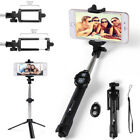 bluetooth iphone remote control - Bluetooth Selfie Stick Tripod Monopod Remote Control Clamp iOS Android Universal