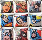 spiderman pillow - Cushion Covers Wonder Woman Superman Batman Spiderman Hero Pillow Covers Bedroom