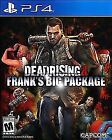 dead mouse video - DEAD RISING 4 FRANK'S BIG PACKAGE PLAYSTATION 4 PS4 VIDEO GAME BRAND NEW SEALED