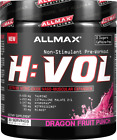 AllMax Nutrition H:Vol 30 Servings - Nitric Oxide Pre Workou