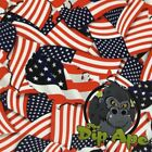 FREEDOM FLAGS USA AMERICA HYDROGRAPHIC WATER TRANSFER HYDRO FILM DIP APE
