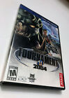 Unreal Tournament 2004 DVD Edition Two Disc Set (PC, 2004) - Complete!