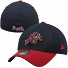 Atlanta Braves New Era MLB 39THIRTY Team Classic Stretch Flex Cap Hat Tomahawk on Ebay