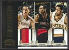 2012-13 Panini Threads Triple Threats Patch K.Martin/DeMar DeRozan/Granger 21/25