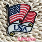 US flag patch, USA Flag Embroidered Patch, UK flag patch, flag iron on patch