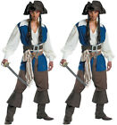 Captain Jack Sparrow Pirate Costume Pirates of the Caribbean Outfit Prom Gown