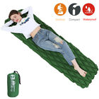 camping sleep mat - BEAUTRIP Lightweight Sleeping Pad Inflatable Camping Mat For Traveling Hiking
