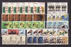 AUSTRALIA 1968-70 COMMEMORATIVE 5c RATE 48 STAMPS LOT of 48 STAMPS