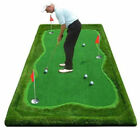 Professional Golf Putting Green Simulation System Indoor outdoor Practice Mat
