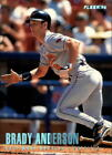 1996 Fleer Tiffany Baseball (Cards #1 - 350) (Pick Your Players) All only $0.99