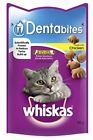 Whiskas Dentabites Cat Treats with Chicken - 50g